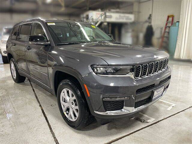 2021 Jeep Grand Cherokee L for sale in Minot, ND