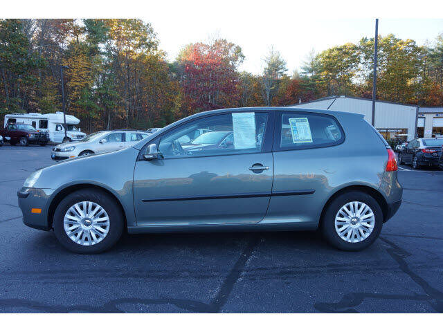 2007 Volkswagen Rabbit PZEV 2dr Hatchback (2.5L I5 5M) - South Berwick ME