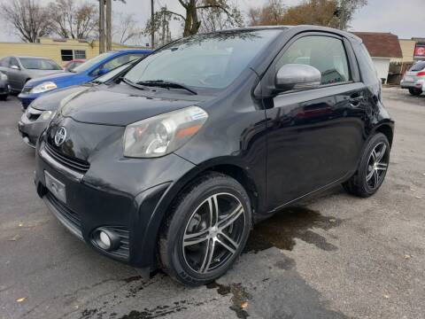 2012 Scion iQ for sale at Nonstop Motors in Indianapolis IN