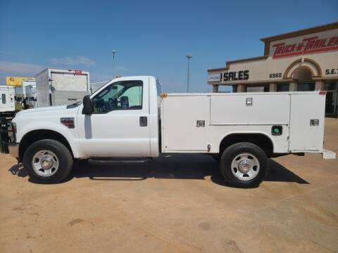 2008 Ford F-350 Super Duty for sale at TRUCK N TRAILER in Oklahoma City OK