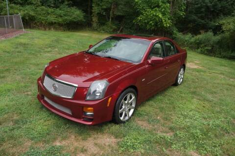 2005 Cadillac CTS-V for sale at Autos By Joseph Inc in Highland NY