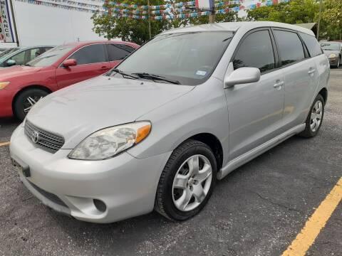 2005 Toyota Matrix for sale at John 3:16 Motors in San Antonio TX
