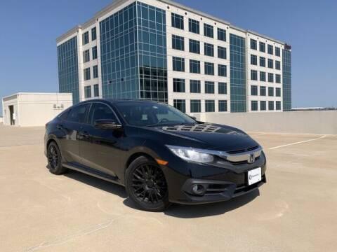 2016 Honda Civic for sale at SIGNATURE Sales & Consignment in Austin TX