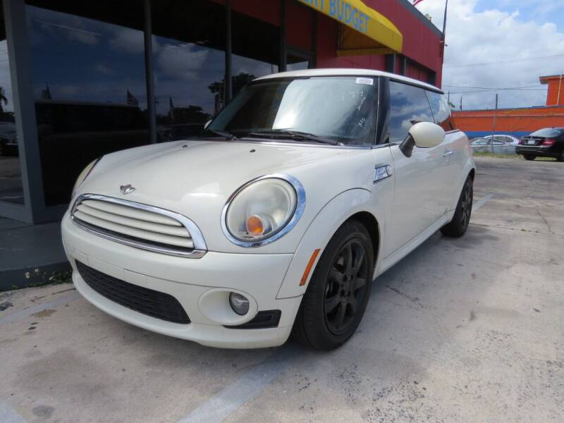 2010 MINI Cooper for sale at DK Auto Sales in Hollywood FL