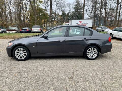 2006 BMW 3 Series for sale at Used Cars 4 You in Serving NY