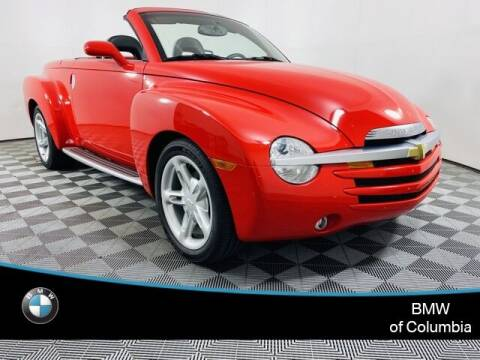 2003 Chevrolet SSR for sale at Preowned of Columbia in Columbia MO