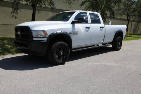2015 RAM Ram Pickup 3500 for sale at Ven-Usa Autosales Inc in Miami FL