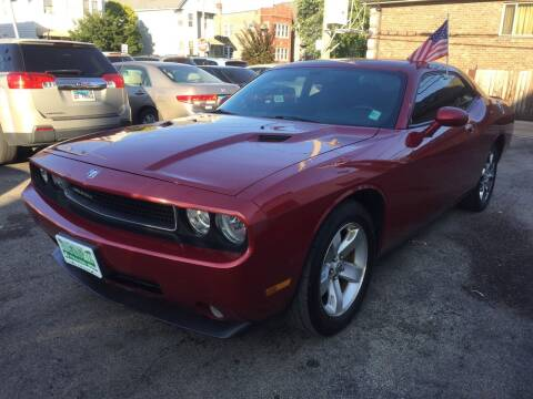 2009 Dodge Challenger for sale at Barnes Auto Group in Chicago IL