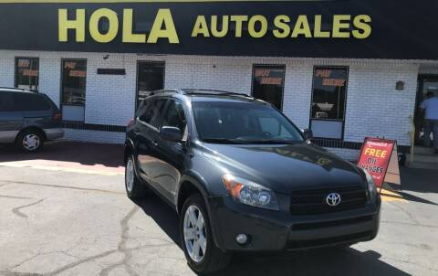 2008 Toyota RAV4 for sale at HOLA AUTO SALES CHAMBLEE- BUY HERE PAY HERE - in Atlanta GA