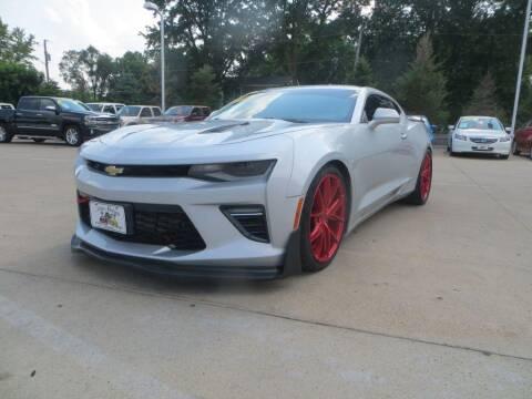 2016 Chevrolet Camaro for sale at Aztec Motors in Des Moines IA