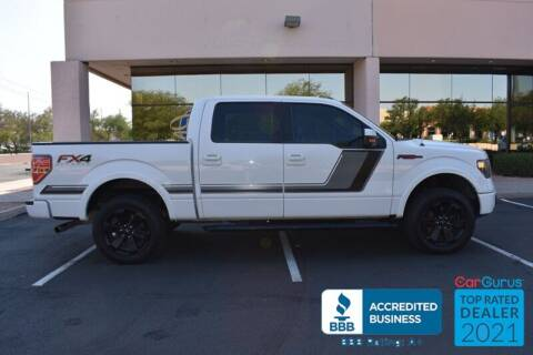 2014 Ford F-150 for sale at GOLDIES MOTORS in Phoenix AZ