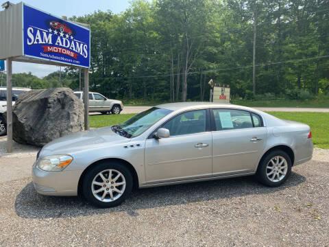 2008 Buick Lucerne for sale at Sam Adams Motors in Cedar Springs MI
