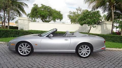2005 Jaguar XK-Series for sale at Premier Luxury Cars in Oakland Park FL