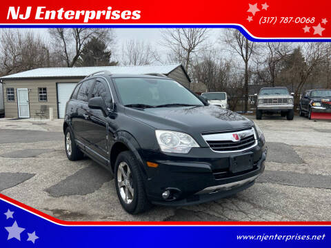 2008 Saturn Vue for sale at NJ Enterprises in Indianapolis IN