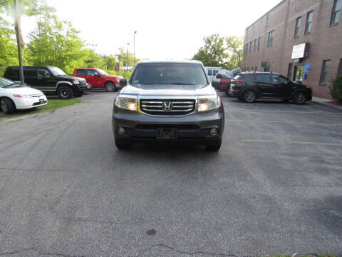 2013 Honda Pilot for sale at Heritage Truck and Auto Inc. in Londonderry NH