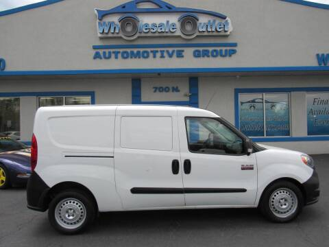 2016 RAM ProMaster City Cargo for sale at The Wholesale Outlet in Blackwood NJ