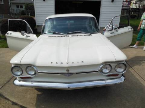 1964 Chevrolet Corvair for sale at Haggle Me Classics in Hobart IN
