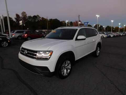 2018 Volkswagen Atlas for sale at Paniagua Auto Mall in Dalton GA