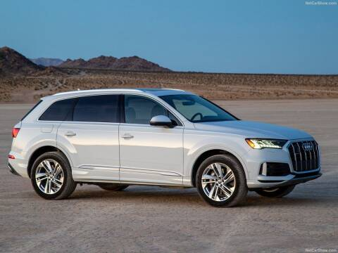 2020 Audi Q7 for sale at Xclusive Auto Leasing NYC in Staten Island NY