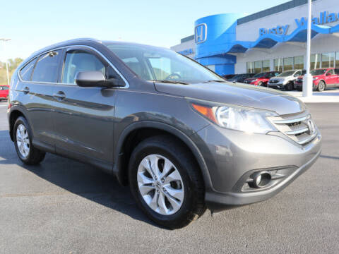 2013 Honda CR-V for sale at RUSTY WALLACE HONDA in Knoxville TN