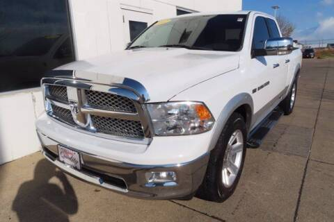 2012 RAM Ram Pickup 1500 for sale at HILAND TOYOTA in Moline IL