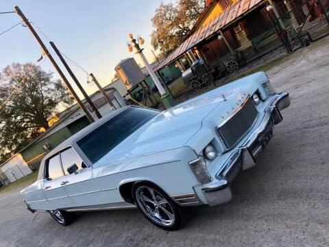 1974 Lincoln Continental for sale at OVE Car Trader Corp in Tampa FL