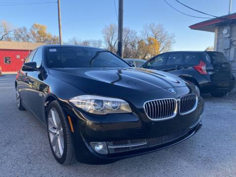 2012 BMW 5 Series for sale at Pary's Auto Sales in Garland TX