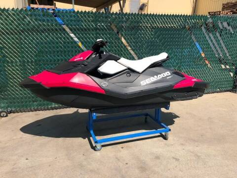 2015 Sea-Doo Spark for sale at HIGH-LINE MOTOR SPORTS in Brea CA