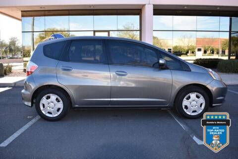 2013 Honda Fit for sale at GOLDIES MOTORS in Phoenix AZ