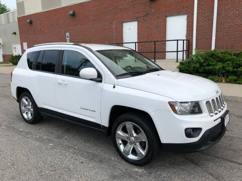 2014 Jeep Compass for sale at Imports Auto Sales Inc. in Paterson NJ