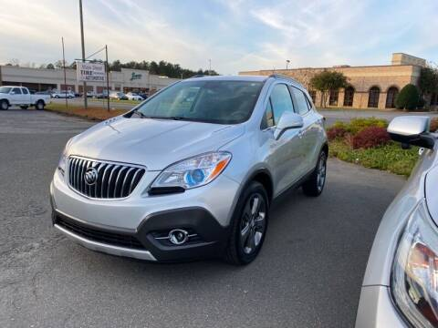 2014 Buick Encore for sale at Main Street Auto LLC in King NC