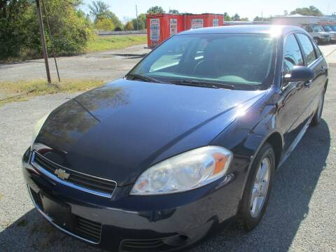 2011 Chevrolet Impala for sale at 3A Auto Sales in Carbondale IL