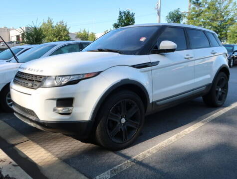 2014 Land Rover Range Rover Evoque for sale at Southern Auto Solutions - BMW of South Atlanta in Marietta GA