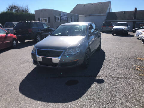 2006 Volkswagen Passat for sale at 25TH STREET AUTO SALES in Easton PA