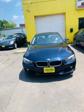 2013 BMW 3 Series for sale at Hartford Auto Center in Hartford CT