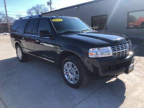 2013 Lincoln Navigator L for sale at Tigerland Motors in Sedalia MO