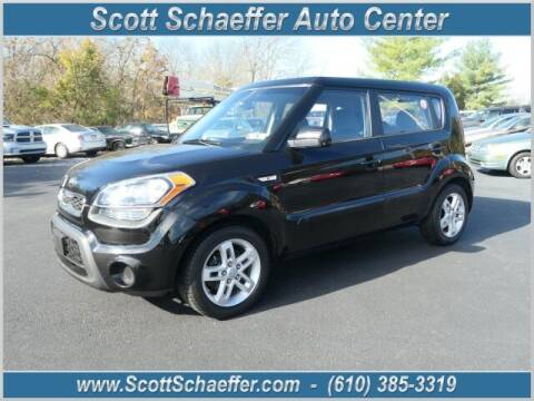 2013 Kia Soul for sale at Scott Schaeffer Auto Center in Birdsboro PA