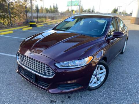 2013 Ford Fusion for sale at Bay Auto Exchange in San Jose CA