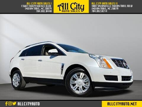 2012 Cadillac SRX for sale at All City Auto Sales in Indian Trail NC