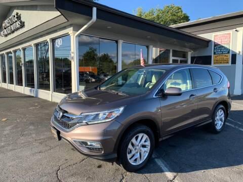 2015 Honda CR-V for sale at Prestige Pre - Owned Motors in New Windsor NY