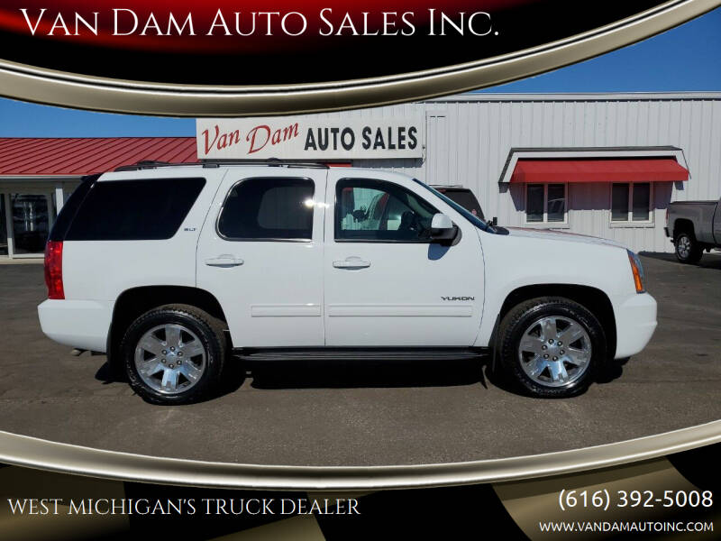 2013 GMC Yukon for sale at Van Dam Auto Sales Inc. in Holland MI