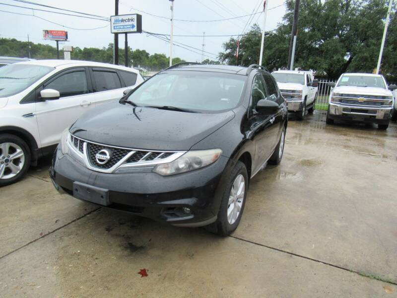 2011 Nissan Murano for sale at Lone Star Auto Center in Spring TX
