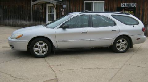 2004 Ford Taurus for sale at Spear Auto Sales in Wadena MN