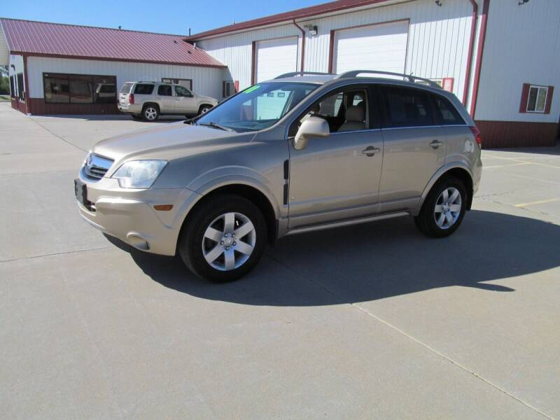 2008 Saturn Vue for sale at New Horizons Auto Center in Council Bluffs IA