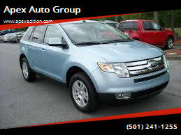 2008 Ford Edge for sale at Apex Auto Group in Cabot AR