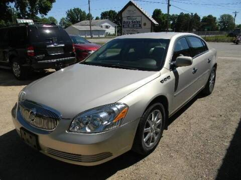2007 Buick Lucerne for sale at Northwest Auto Sales in Farmington MN
