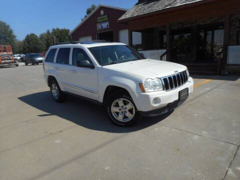2005 Jeep Grand Cherokee for sale at Boyett Sales & Service in Holton KS