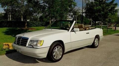 1995 Mercedes-Benz 300-Class for sale at Premier Luxury Cars in Oakland Park FL