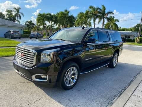 2015 GMC Yukon XL for sale at BIG BOY DIESELS in Ft Lauderdale FL