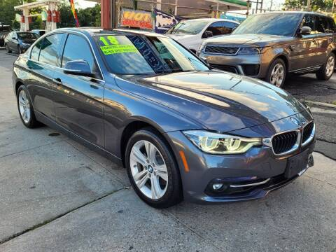 2018 BMW 3 Series for sale at LIBERTY AUTOLAND INC - LIBERTY AUTOLAND II INC in Queens Villiage NY